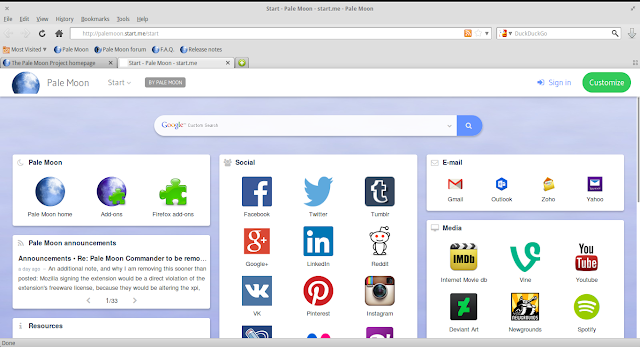 Open Source Web Browsers for Linux