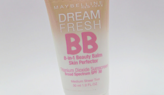 BB Cream Dream Fresh Maybelline 8-in-1 FPS 30