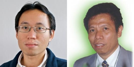 "INSPIRATIF : Ternyata Putra almarhum Dono ""WARKOP"", Kuliah S3 teknik Nuklir di Swiss"