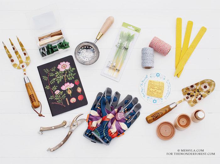 Garden essentials vouchers