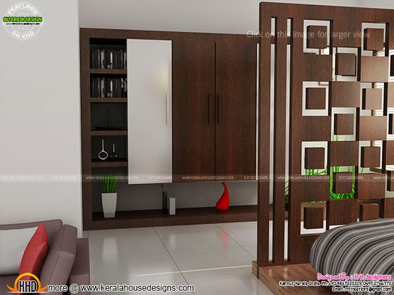 Beautiful living room, bedroom, kitchen  Kerala home  ~ 034725_Living Room Ideas Kerala