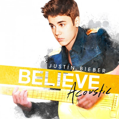 Review of Believe Acoustic Album by Justin Bieber