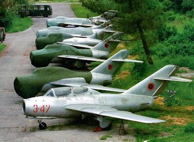 фото МиГ-15