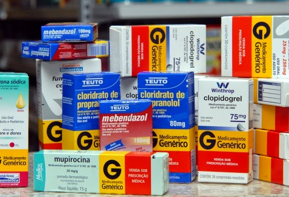 México y medicamentos genéricos