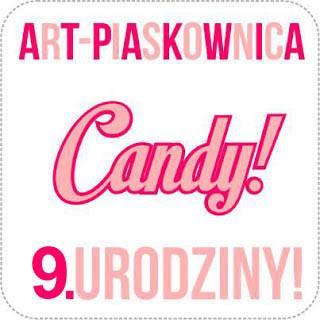 Urodziny i candy...