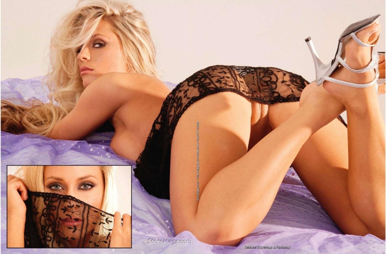 Arianny celleste desnuda para playboy