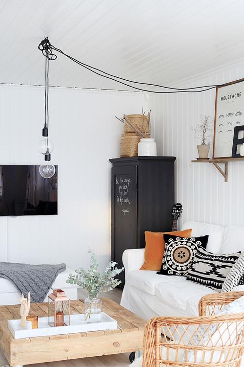 Amores bohemios...: inspiración otoñal en esta casa de decoración ...