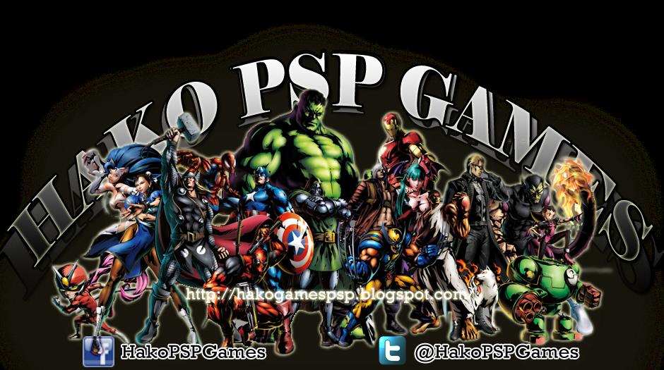 Hako ISO PSP Games
