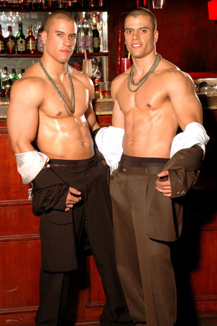 Lembram dos gêmeos da G Magazine?