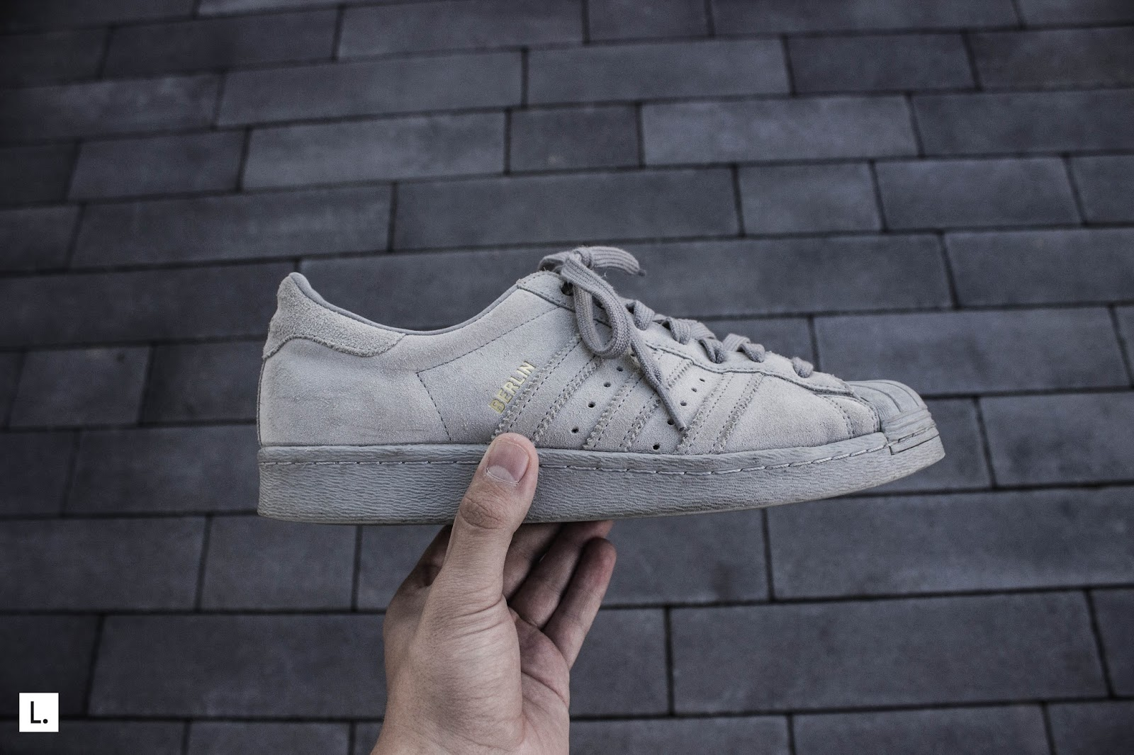 adidas Superstar Boost Bronze Silver