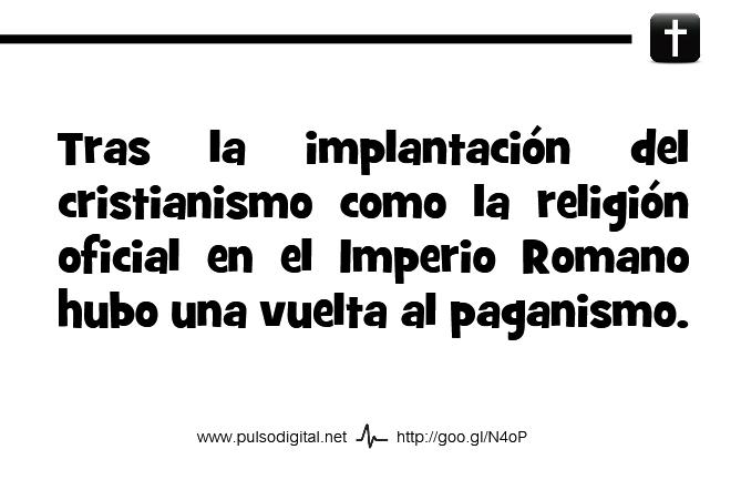 Cristianismo en roma