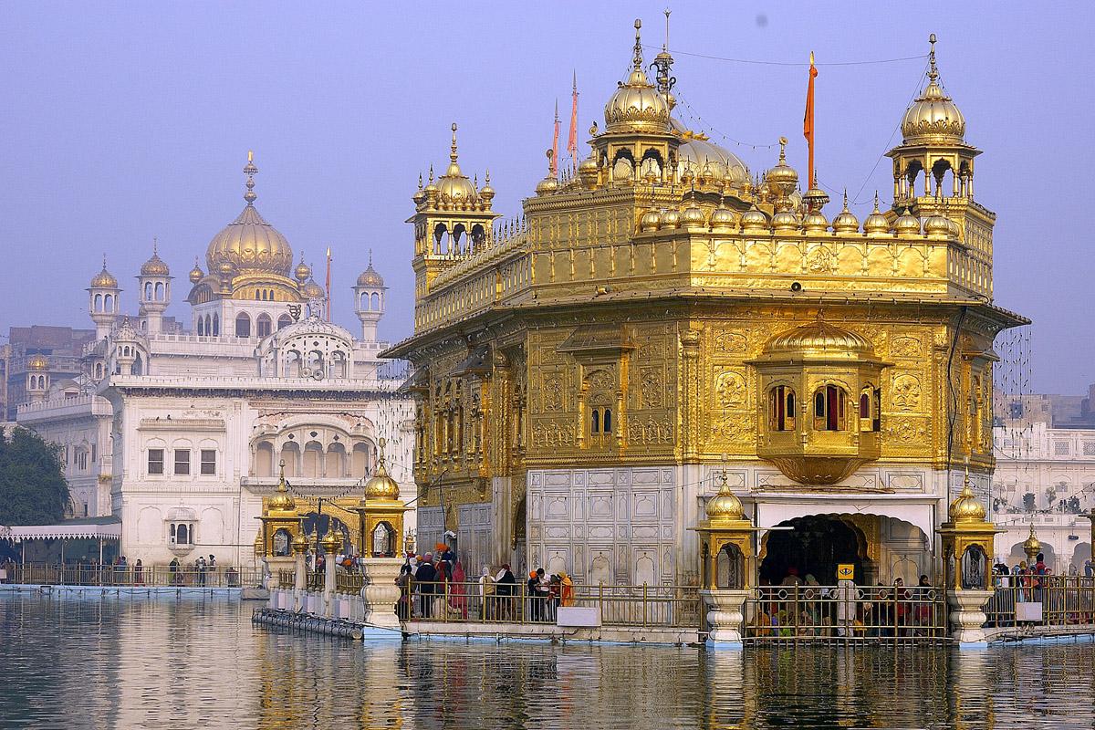 India Consized Places Of Worship