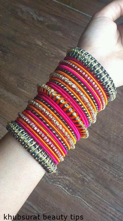 Khubsurat Beauty Tips: Stylish Bangles For Eid and Weddings