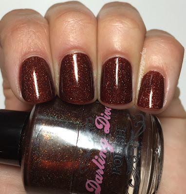 Darling Diva Polish The Force Collection; RRRAARRWHHGWWR
