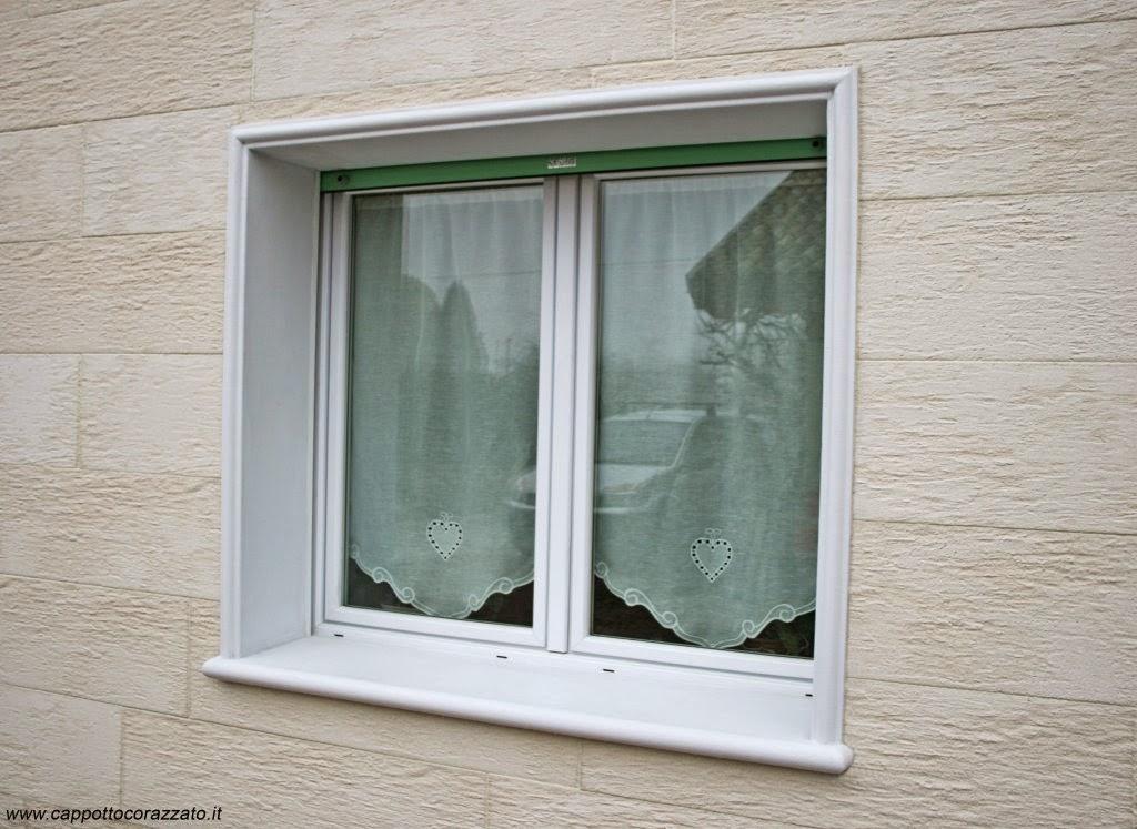 Davanzale termico prolunga soglia isolare con la soglia - Aeratore termico per finestra ...