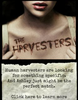 The Harvesters by Ashley Hill