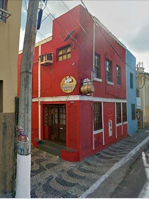 Boteco do França: Fachada (foto: Google Street View)