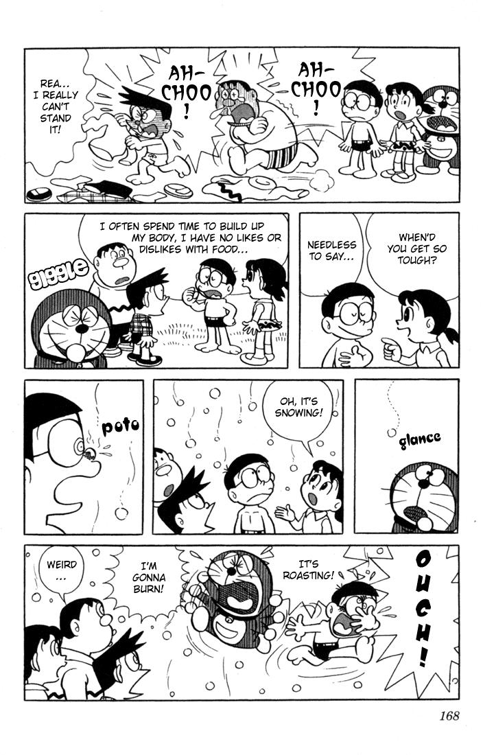 Comic doremon english comic doremon truyen tranh doremon for Doremon tap 54