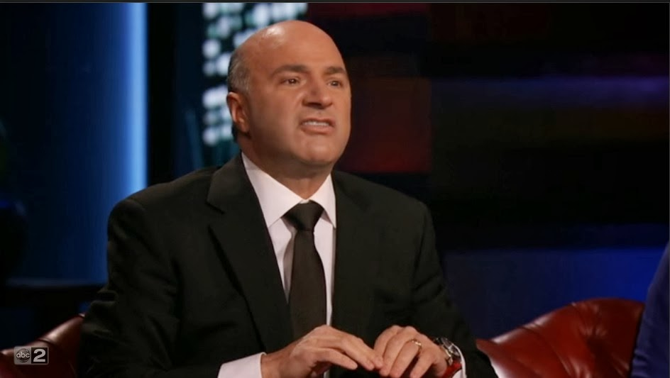 shark tank blog kevin o'leary nothing like it on earth