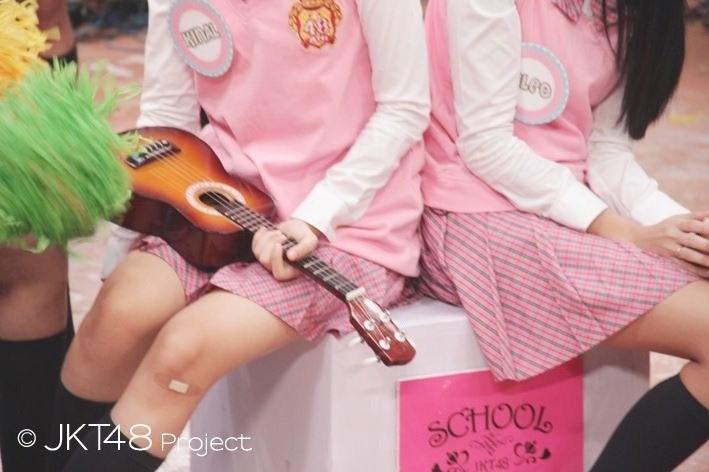Paha Kinal JKT48 dan Cleo JKT48
