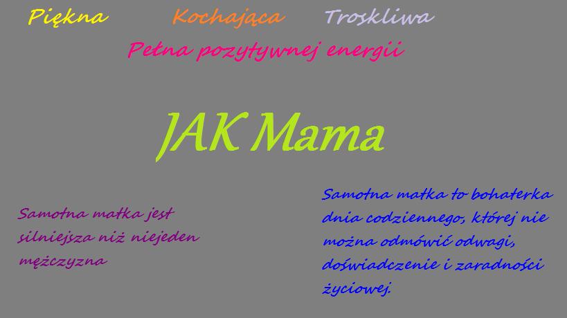 JAKmama