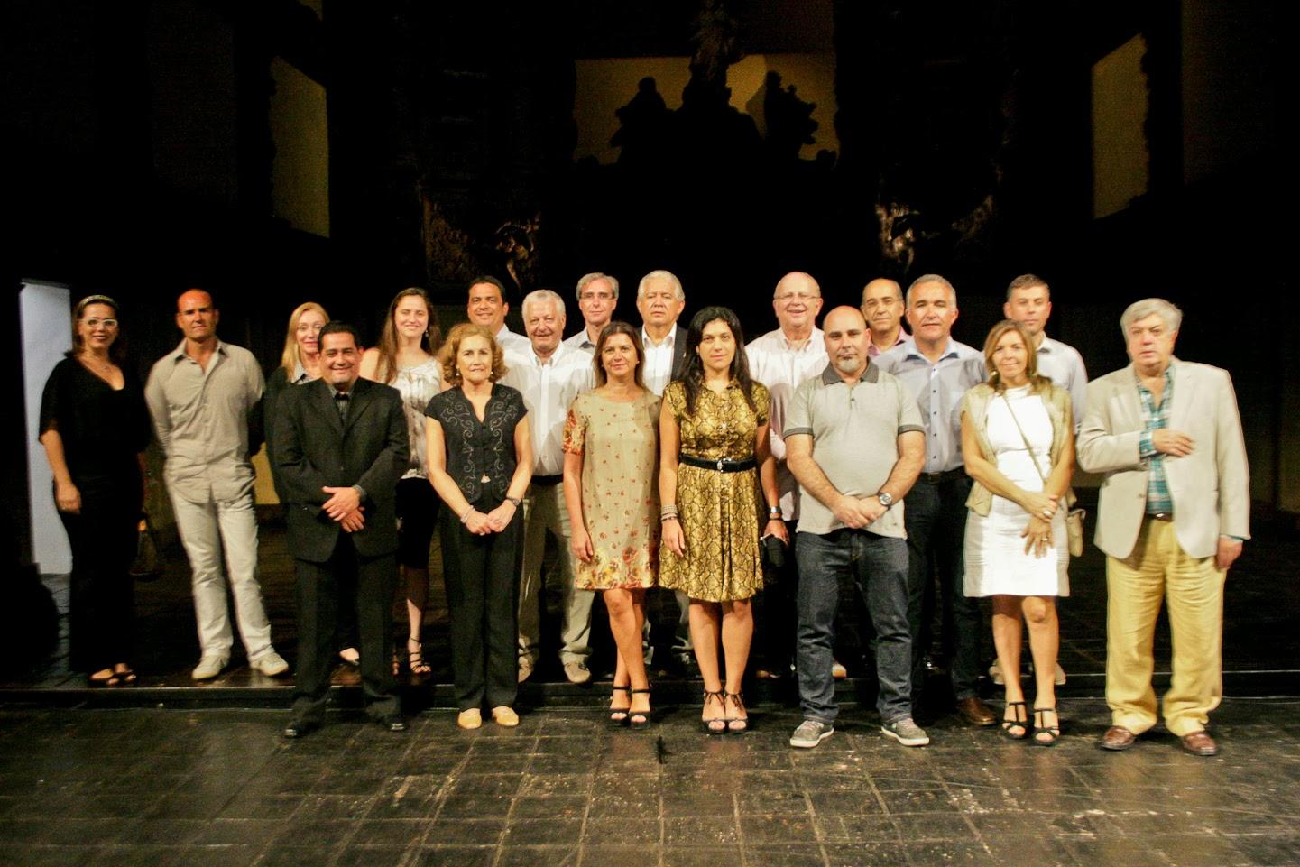 Os executivos representaram os 15 países europeus emissores de turistas ao Brasil via TAP Foto: Thiago Figueira - Patatur