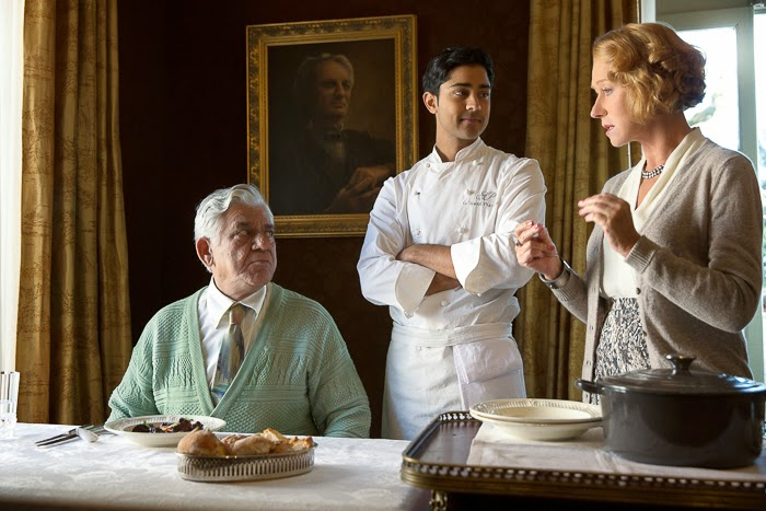 The Hundred-Foot: Om Puri - Manish Dayal - Helen Mirren | A Constantly Racing Mind
