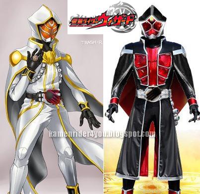 kamenrider4you: Kamen Rider WIZARD