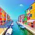 أجمل 20 مدينة ملونة في العالم