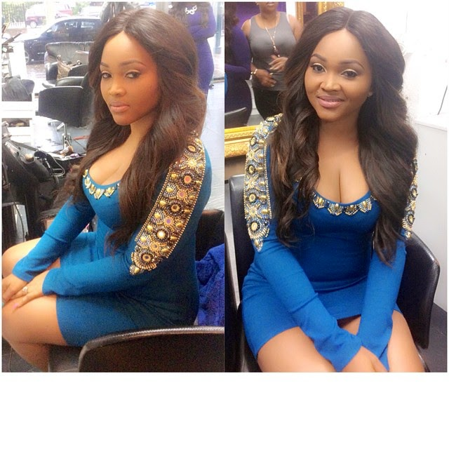 Photos: Mercy Aigbe Shines In New Pictures