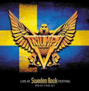 Triumph  presenta nuevo material   Viaje al Fondo del Rock