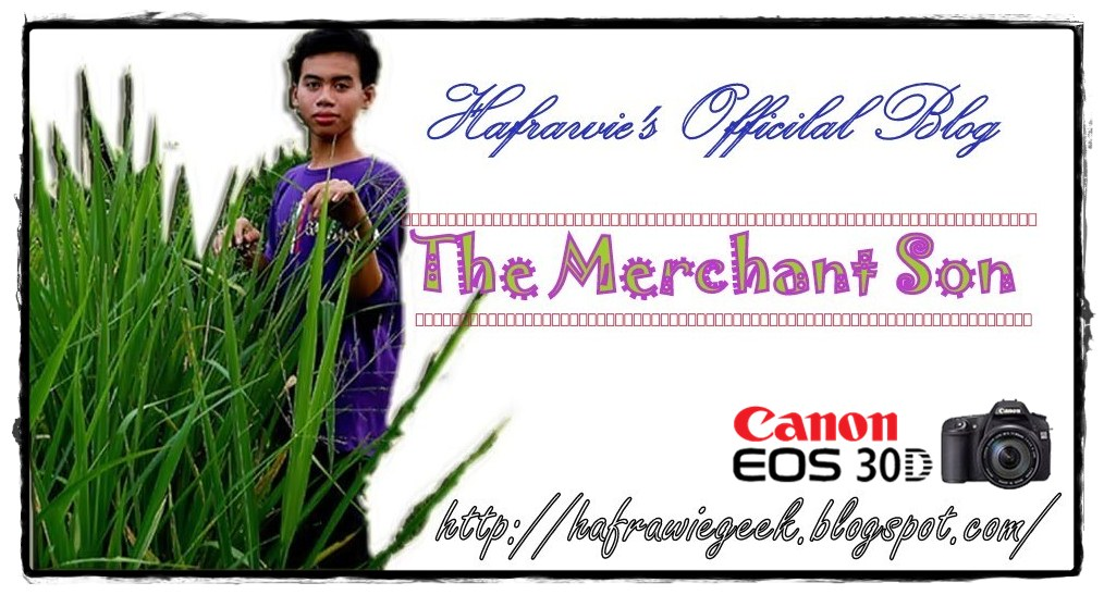 :: The Merchant Son ::