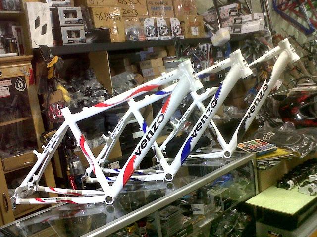 frame venzo mx12
