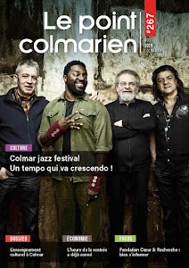 Le Point Colmarien  - Août 2019