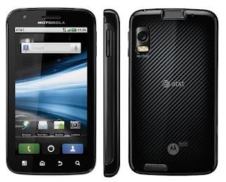 Como desbloquear celular Motorola Atrix 3G (Procedimento SIMLock)