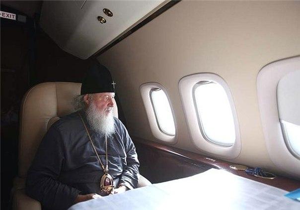 Патриарх Кирилл осудил стремление людей жить богато