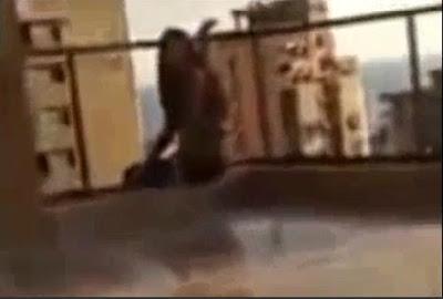 Homem filma suicidio da sua mulher