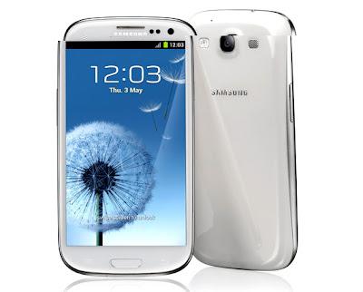 Harga Samsung Galaxy S III Terbaru 2012 | Review Spesifikasi Galay S 3