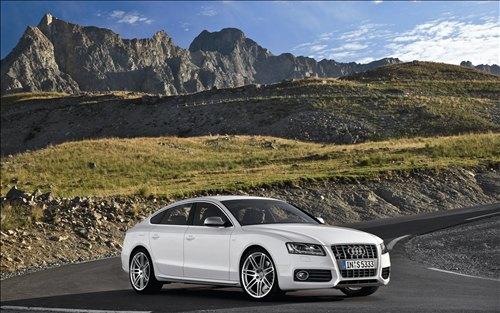 2011 Audi S5 Wallpaper