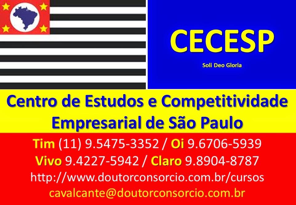 CECESP - Centro de Estudos e Competitividade Empresarial de São Paulo