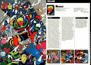 Madmen Ficha DC Comics