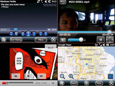 user  Video dan Audio Streaming Sony Aspen