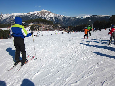 Pal is one of the ski resorts of Vallnord in Andorra