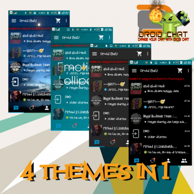 Droid Chat! v6.8.24 Pro Fiture 2.9.0.51 APK