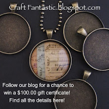 Craft Fantastic's 500 follower blog candy giveaway!!