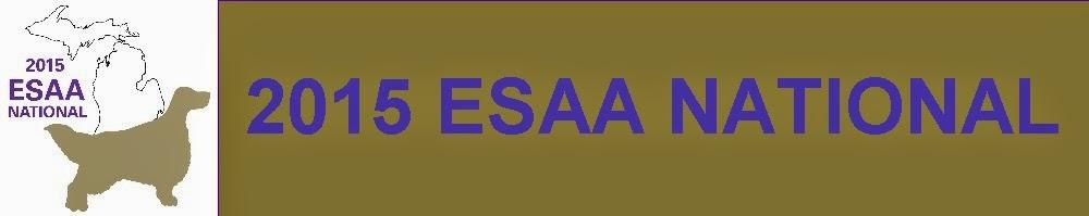 2015 ESAA National