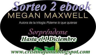 Sorteo 2 Ebook