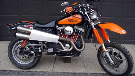Harley Davidson Off Road Sportster