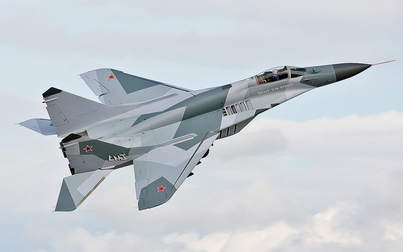 MiG-33 Fulcrum Multirole Fighter - 97.7KB