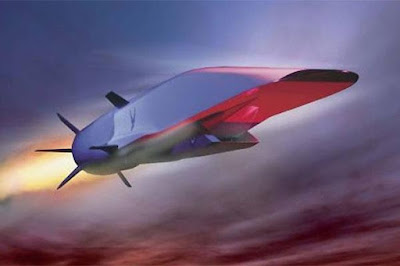Pesawat Hipersonik Akan Siap di Tahun 2023